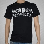 Reaper Records Hard Core Black T-Shirt