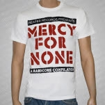Reaper Records Mercy For None White T-Shirt