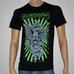 Recon Eagle Black T-Shirt