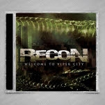 Recon Welcome To Viper City CD