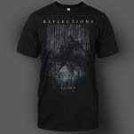Reflections Roots Black T-Shirt