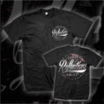 Reflections Script Black T-Shirt