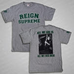 Reign Supreme All We Ever Were Gray T-Shirt