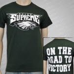 Reign Supreme Onward To Victory Green T-Shirt