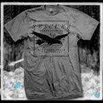 Rescuer Tampa Bird Heather Grey T-Shirt