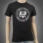 Riot Fest Crest 2010 Black T-Shirt