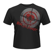 Rise Against Locked On T-Shirt