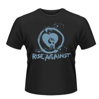 Rise Against Heart Fist T-Shirt