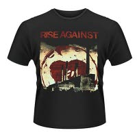Rise Against Smoke Stacks T-Shirt