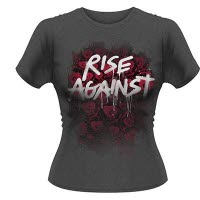Rise Against Vandal Girlie T-Shirt