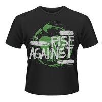 Rise Against Free Rise T-Shirt