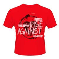 Rise Against Free Rise 2 T-Shirt
