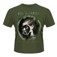 Rise Against Marked T-Shirt