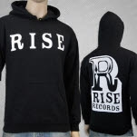 Rise Records Logo 2 Pullover