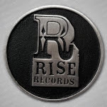 Rise Records Logo Belt Buckle