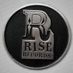 Rise Records Logo Belt Buckle