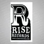 Rise Records Logo Sticker