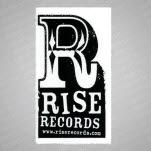 Rise Records Logo Sticker