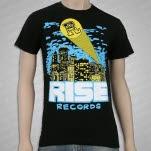 Rise Records Spotlight Black T-Shirt