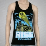 Rise Records Spotlight Black Tank Top