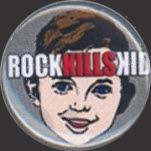 Rock Kills Kid Kid Pin