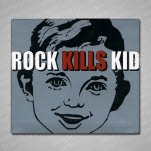 Rock Kills Kid Self Titled EP CD