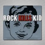 Rock Kills Kid Self Titled EP CD