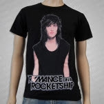 Romance On A Rocketship Kasey Black T-Shirt