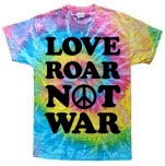 Romance On A Rocketship War Tie Dye T-Shirt