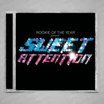 Rookie Of The Year Sweet Attention CD