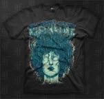Rosaline FACE Black T-Shirt