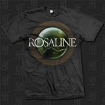 Rosaline The Vitality Theory Black T-Shirt