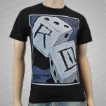 Rotting Out Dice Black T-Shirt