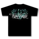Royal Family Clothing Diamond Black T-Shirt