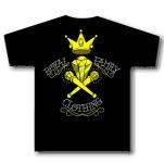 Royal Family Clothing Tattoo Black T-Shirt