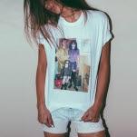 Rozzi Crane Rz White T-Shirt