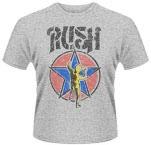 Rush Stencil Starman T-Shirt