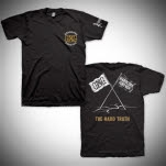 S O S The Hard Truth Black T-Shirt