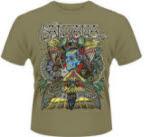 Santana Folk Art T-Shirt