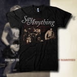 Say Anything Rarities Dark Heather T-Shirt