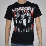 Scapegoat Sams Black T-Shirt