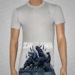 Scarlett OHara Crows Silver T-Shirt