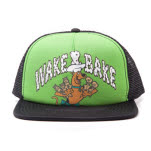 official Scooby Doo Wake And Bake Snap Back
