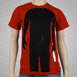 Scream It Like You Mean It Tour Bloody Knife Red T-Shirt