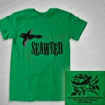 Seaweed Bird Green T-Shirt