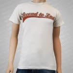 Second To Last Runaway Natural T-Shirt