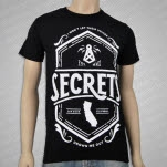 SECRETS Voices Black T-Shirt