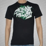 See You Next Tuesday Neck Logo Black T-Shirt