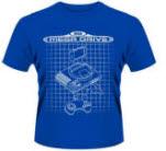 Sega Megadrive Lines T-Shirt