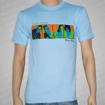 Selby Tigers Charm City Light Blue T-Shirt